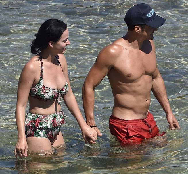 Katy Perry y Orlando Bloom - Mi otra liga Orlando Bloom Katy Perry