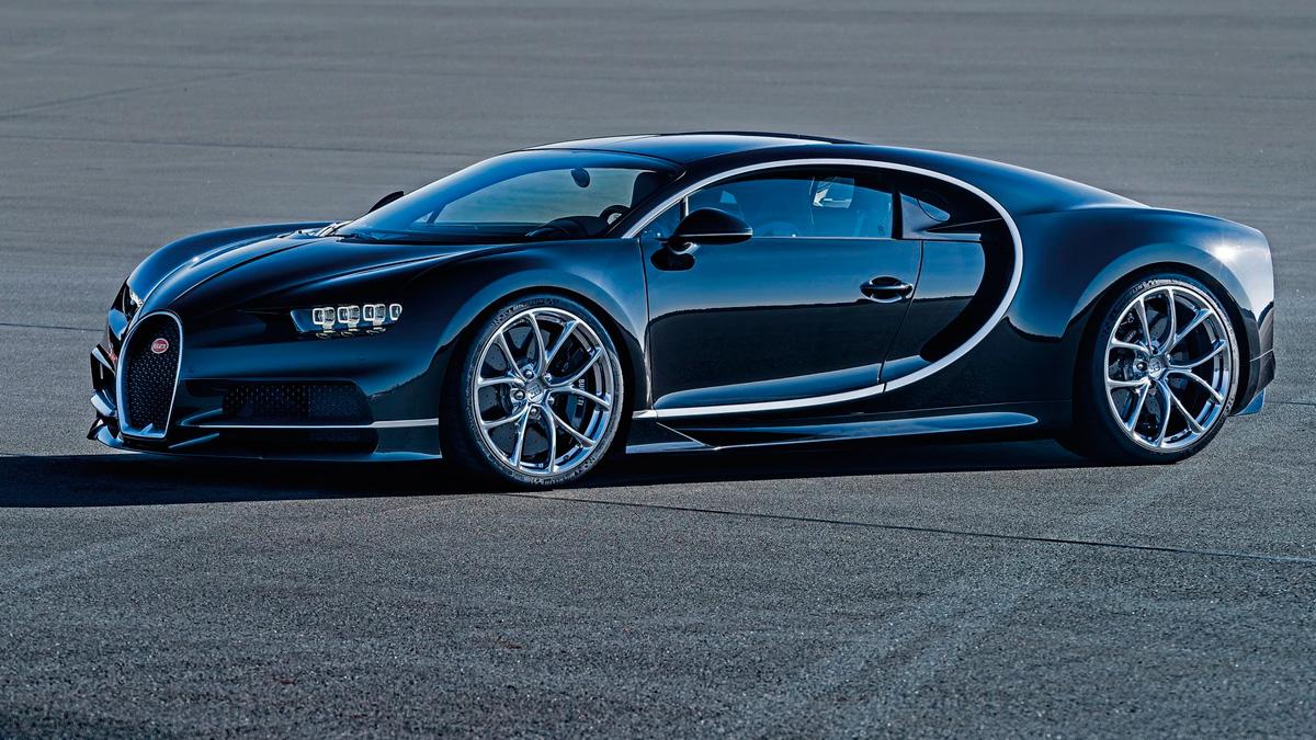 Bugatti Chiron Mi Otra Liga