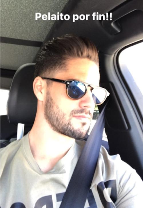 El nuevo peinado de Isco Alarcón - Mi otra liga