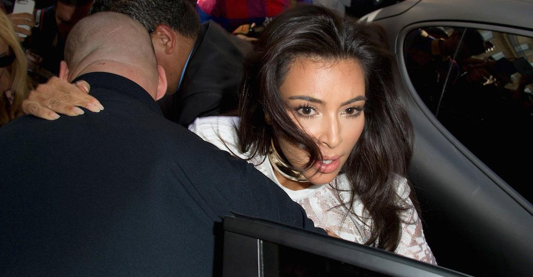 El empleado de Kim Kardashian relacionado con su robo en París - Mi otra  liga