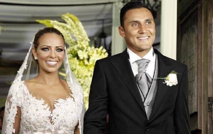 Matrimonio Catolico Costa Rica : Los problemas en el matrimonio de keylor navas y andrea