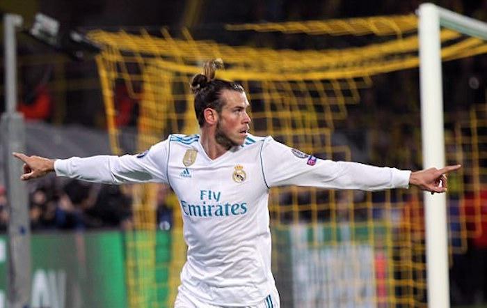 Gareth Bale cambia el terreno de juego por la cocina - Mi otra liga
