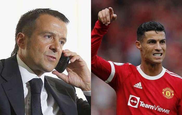 Mendes sigue teniendo en Cristiano Ronaldo su mayor aval