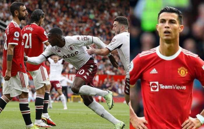 CR7 impone su dieta en el vestuario del United y se monta el primer follón en Manchester con él