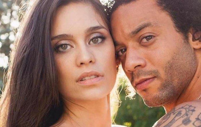 """La mujer de Marcelo incendia las redes con su traje: """"¿Se puede ser más guapa?"""""""