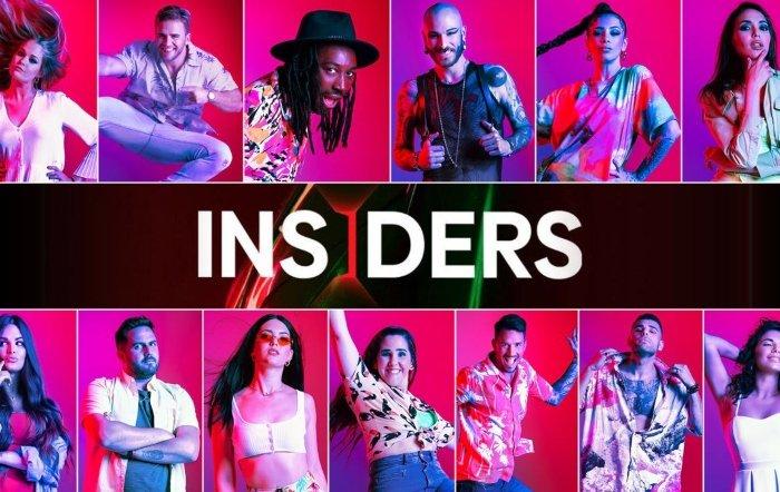 Así son los 13 concursantes de 'Insiders', el nuevo programa que promete petarlo en Netflix