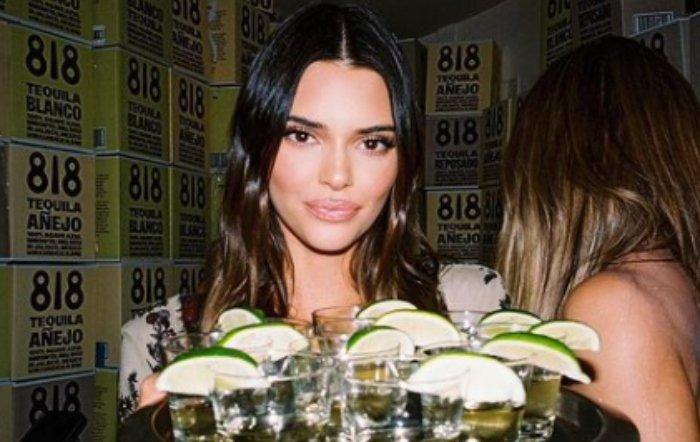 El posado en tanga de Kendall sacude Instagram: 5M en horas