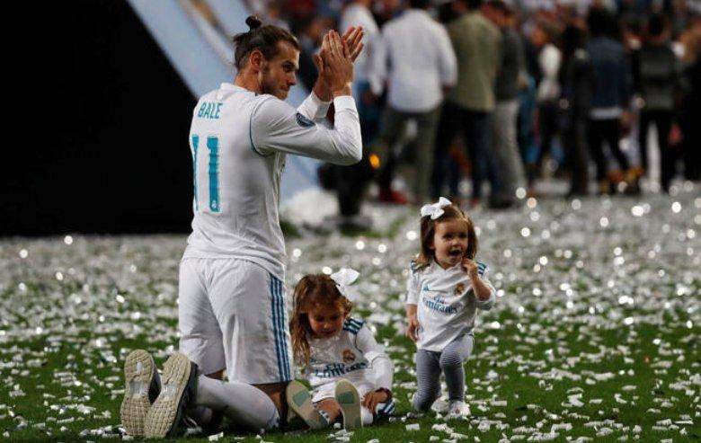 La hija de Gareth Bale da el estirón y asombra en Instagram