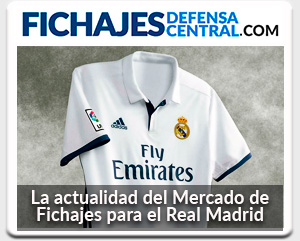 defensa Central Fichajes
